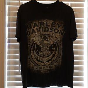 Harley Davidson T-shirt 2012